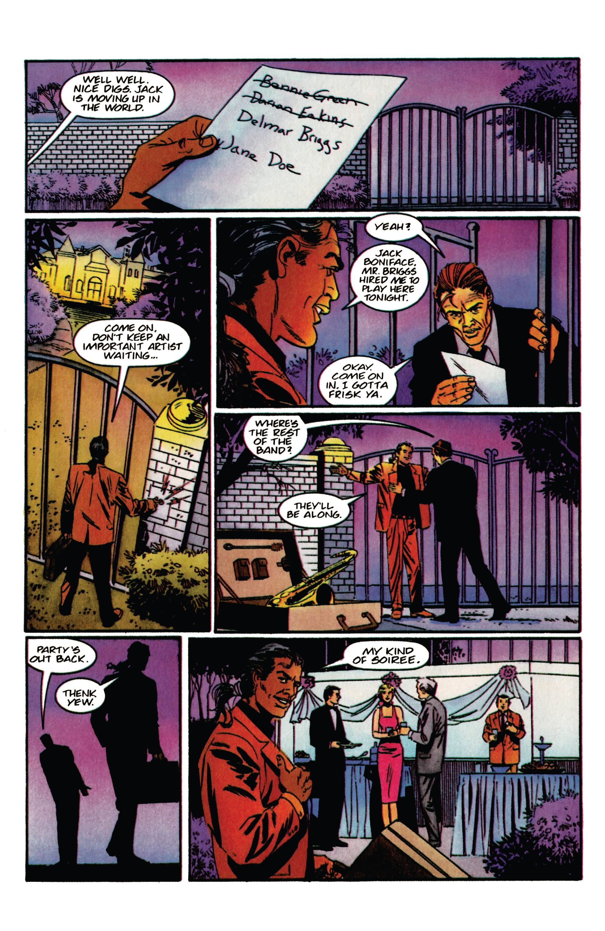 Read online Shadowman (1992) comic -  Issue #35 - 20