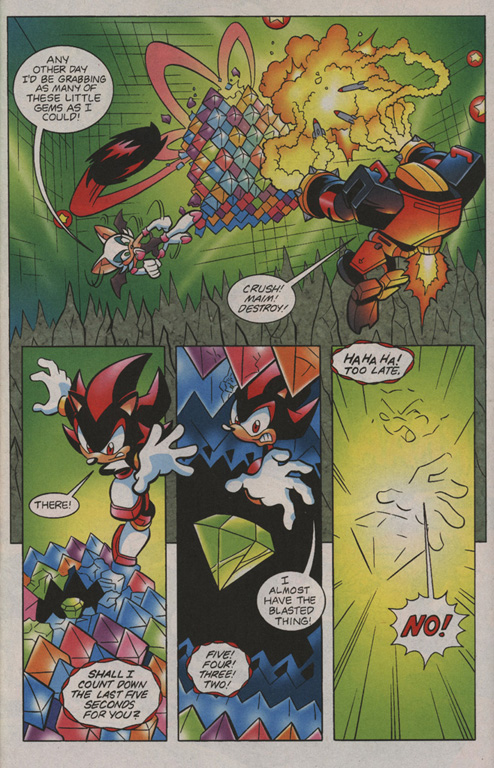 Read online Sonic Universe comic -  Issue #4 - 19