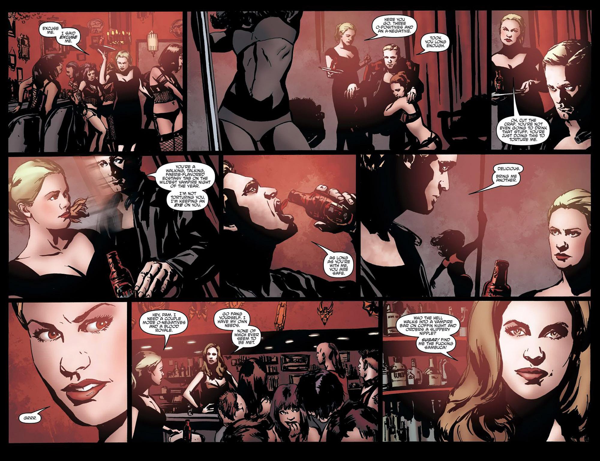 Read online True Blood (2012) comic -  Issue #1 - 12