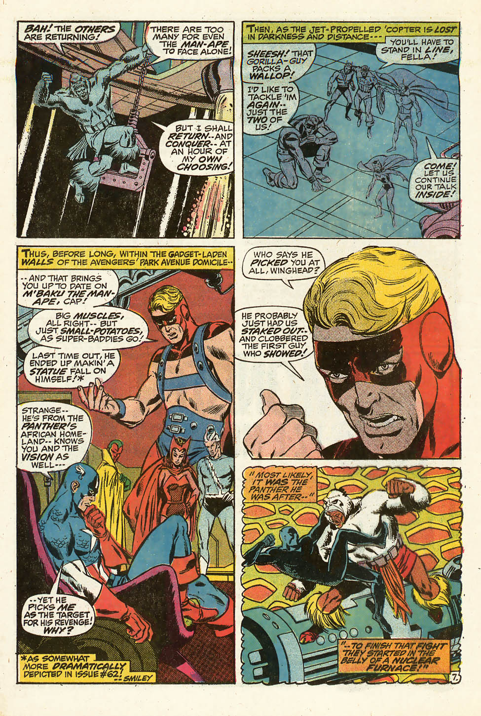 The Avengers (1963) 78 Page 7