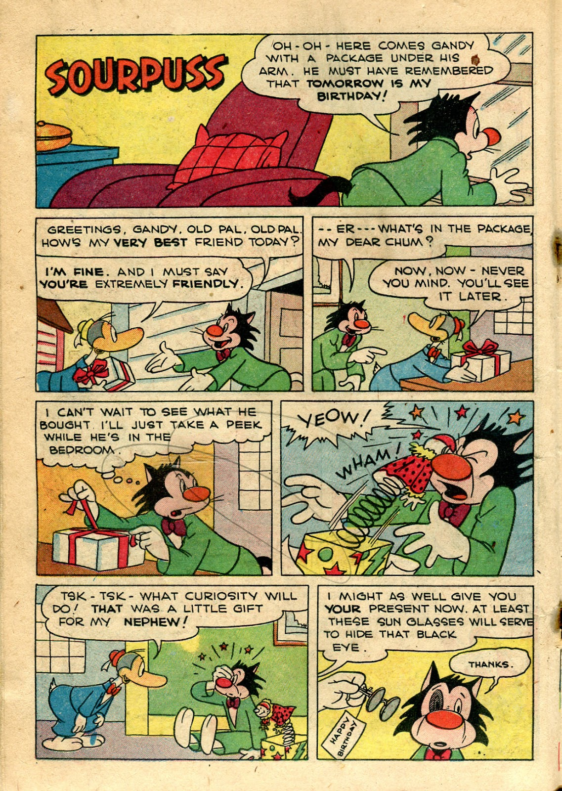 Terry-Toons Comics issue 80 - Page 16