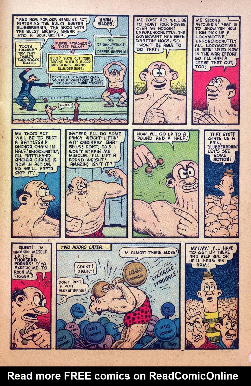 Read online Joker Comics comic -  Issue #5 - 61