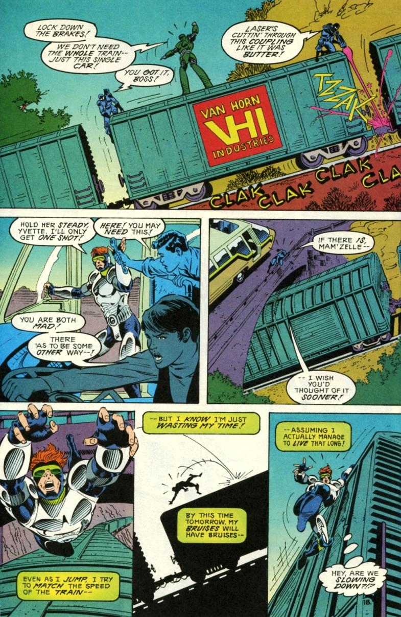 Read online Gunfire comic -  Issue #3 - 22