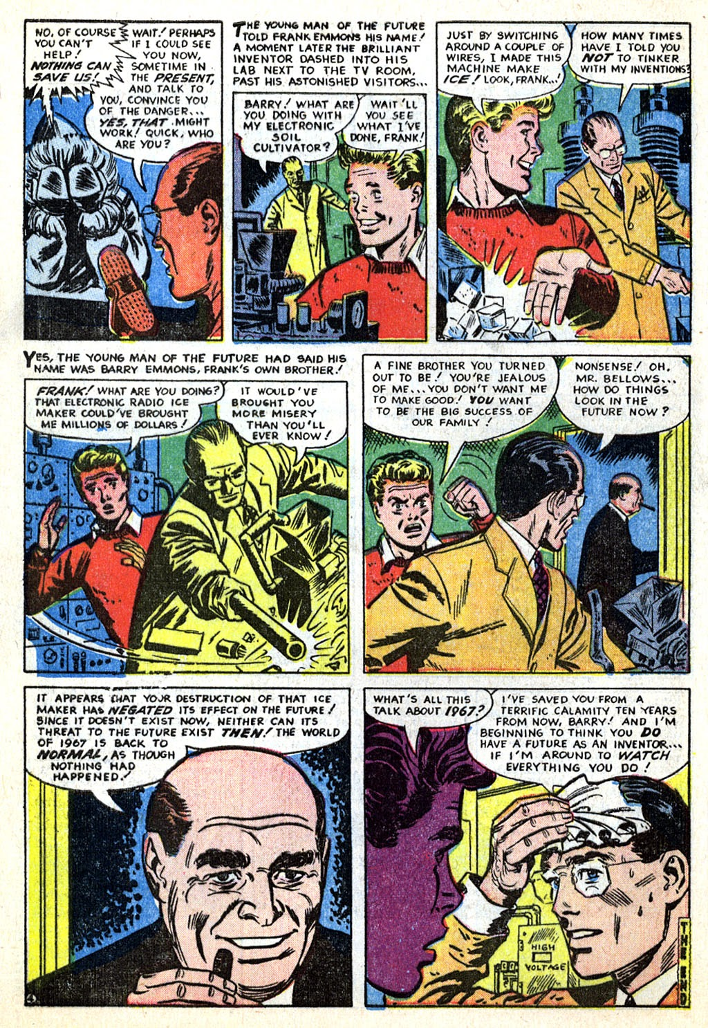 Mystic (1951) issue 60 - Page 32