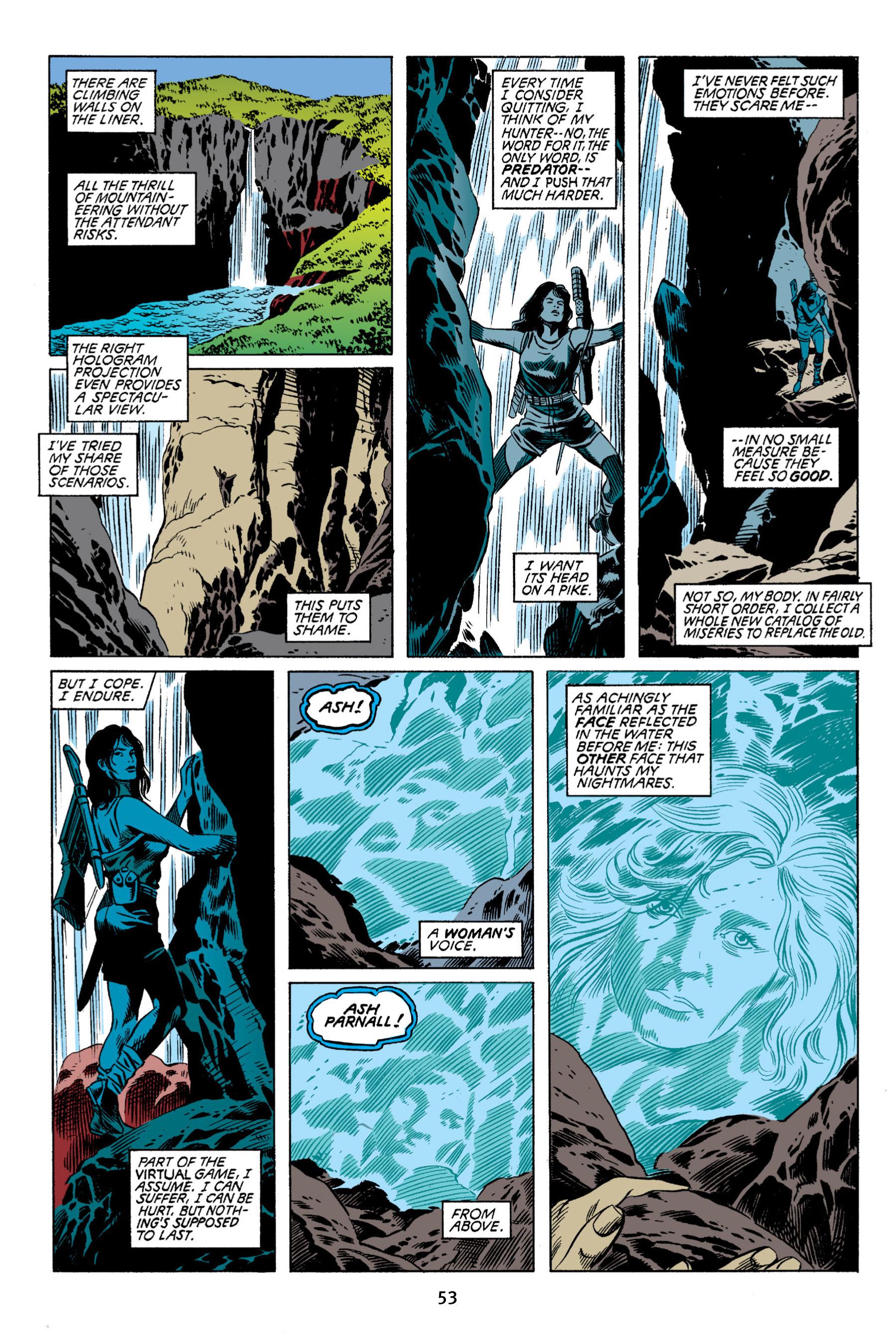 Read online Aliens vs. Predator Omnibus comic -  Issue # _TPB 2 Part 1 - 53
