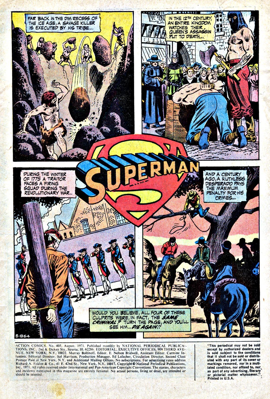 Action Comics (1938) 403 Page 2