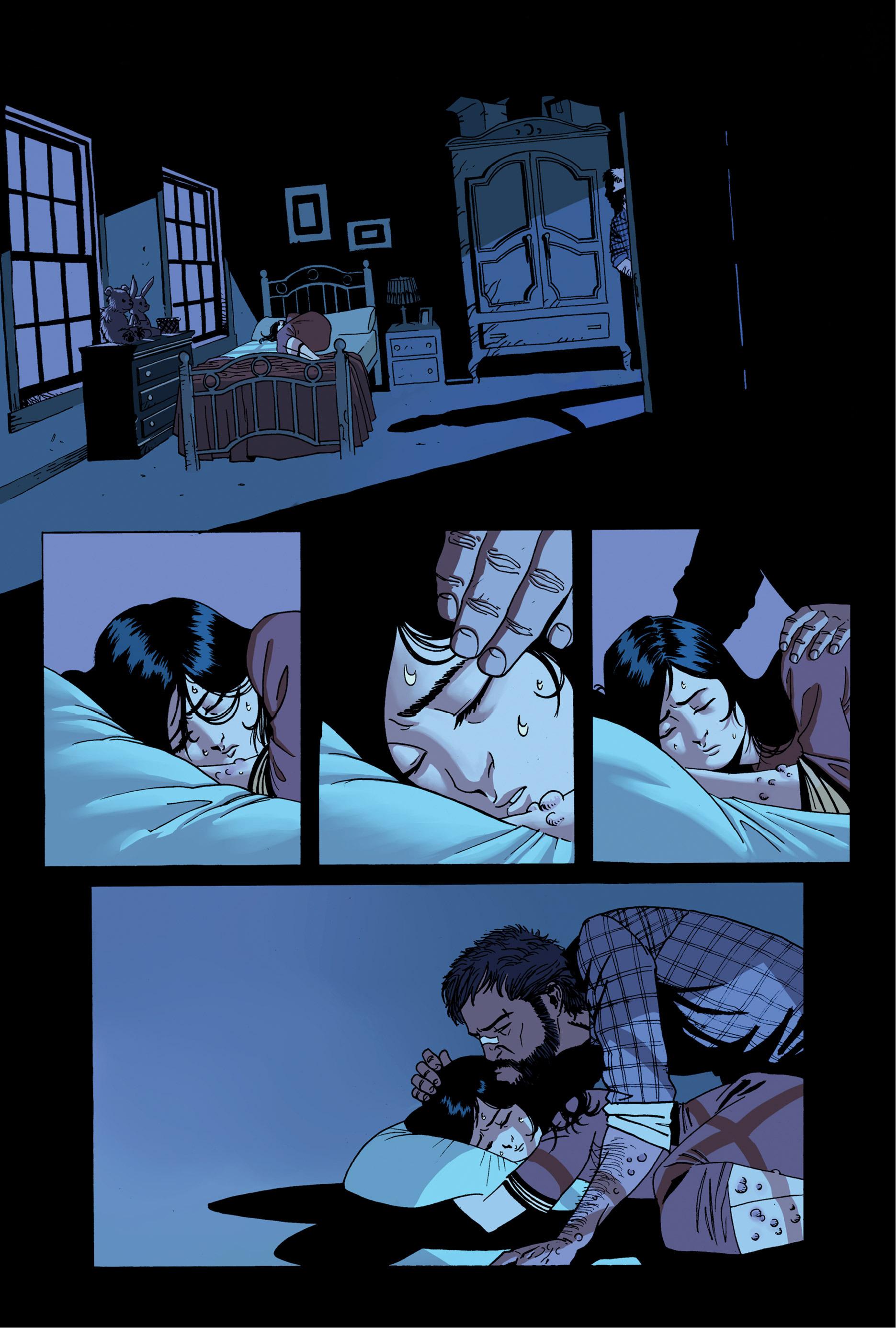 Read online Trespasser comic -  Issue #4 - 3
