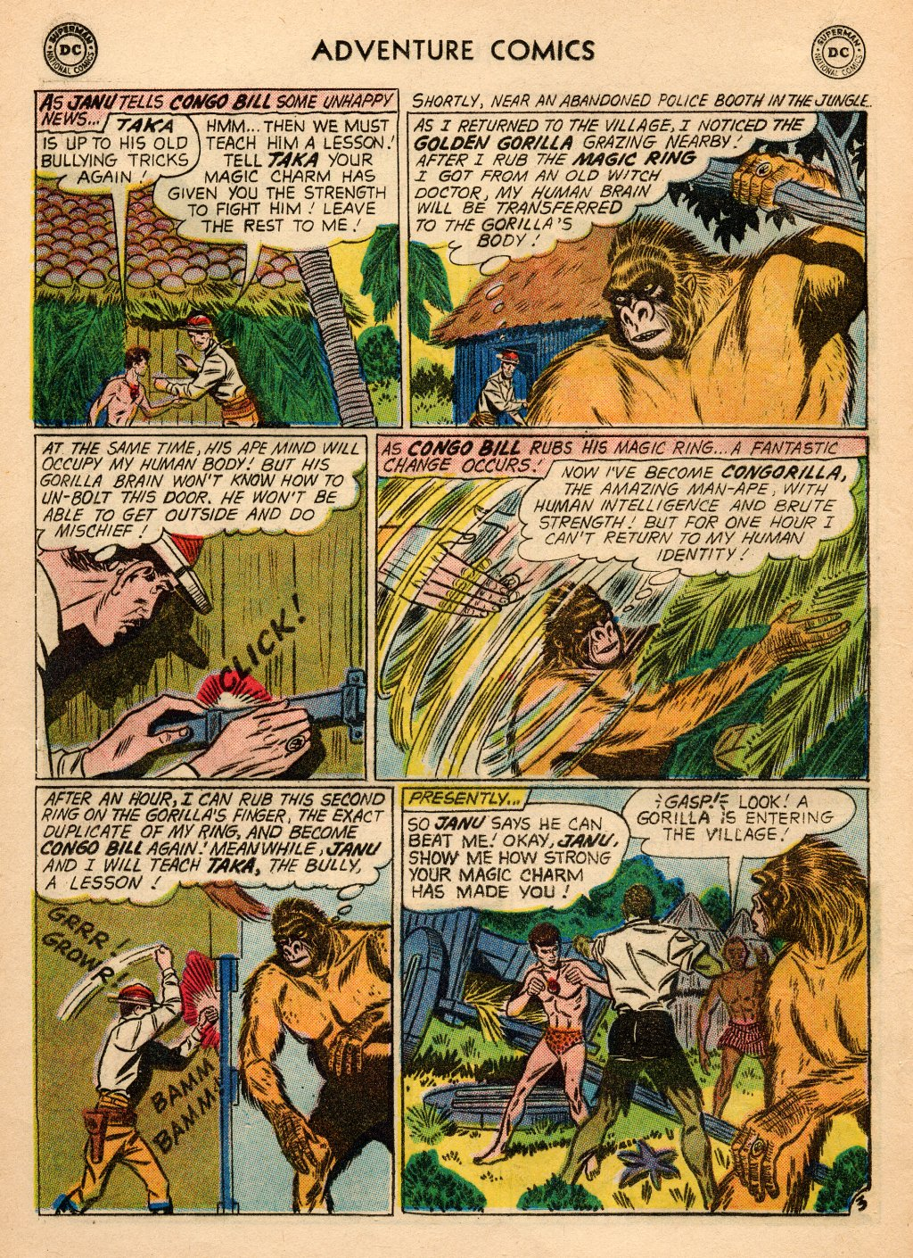 Read online Adventure Comics (1938) comic -  Issue #272 - 20