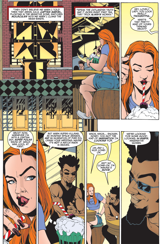 Captain Marvel (1999) Issue #1 #2 - English 6