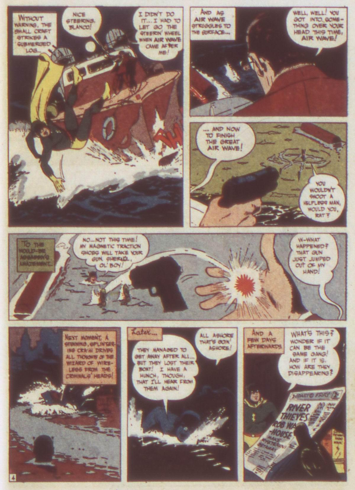 Read online Detective Comics (1937) comic -  Issue #82 - 41