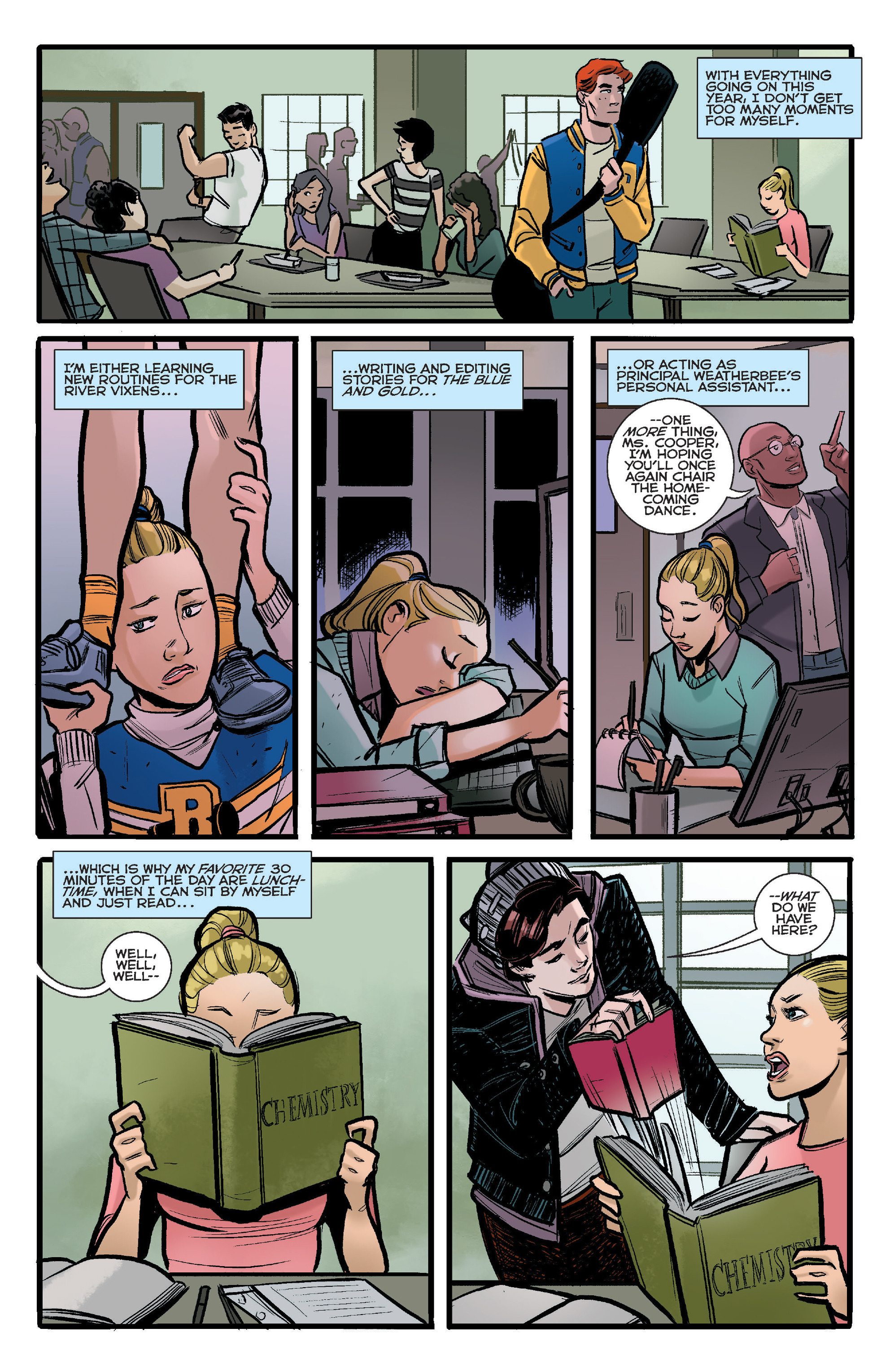 Read online Riverdale comic -  Issue #2 - 14