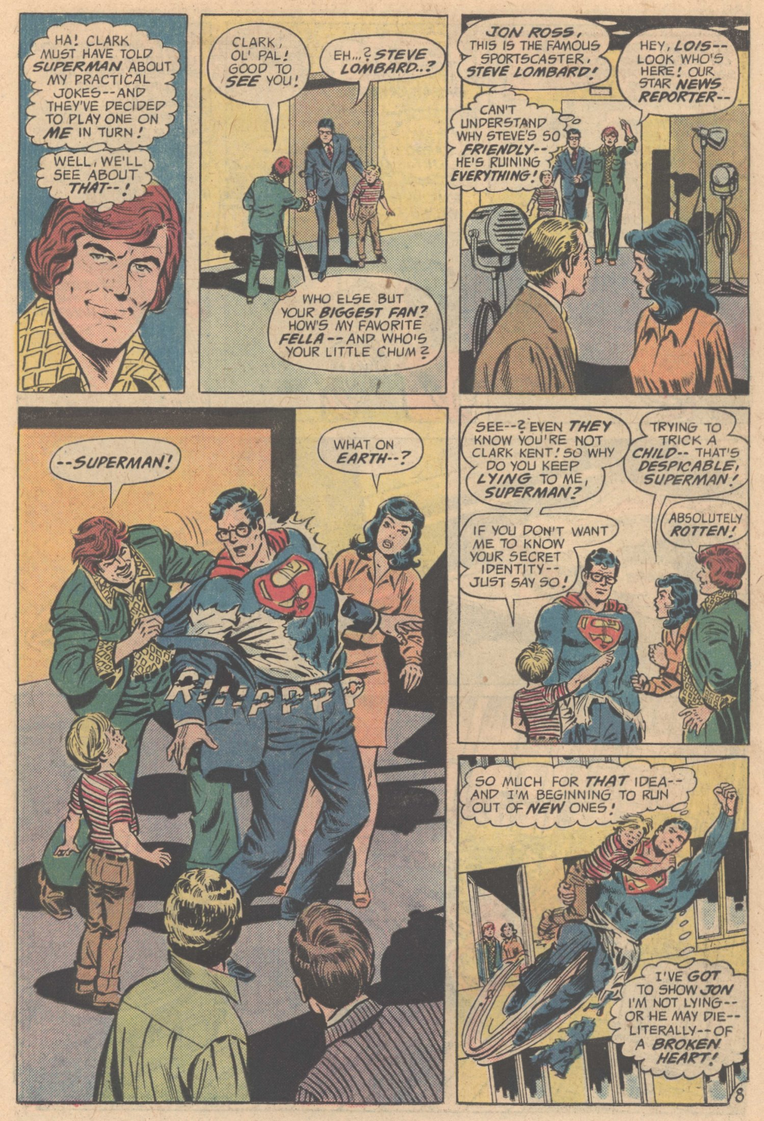 Read online Action Comics (1938) comic -  Issue #457 - 15