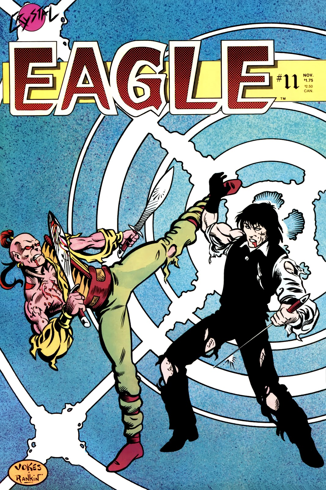 Eagle issue 11 - Page 1