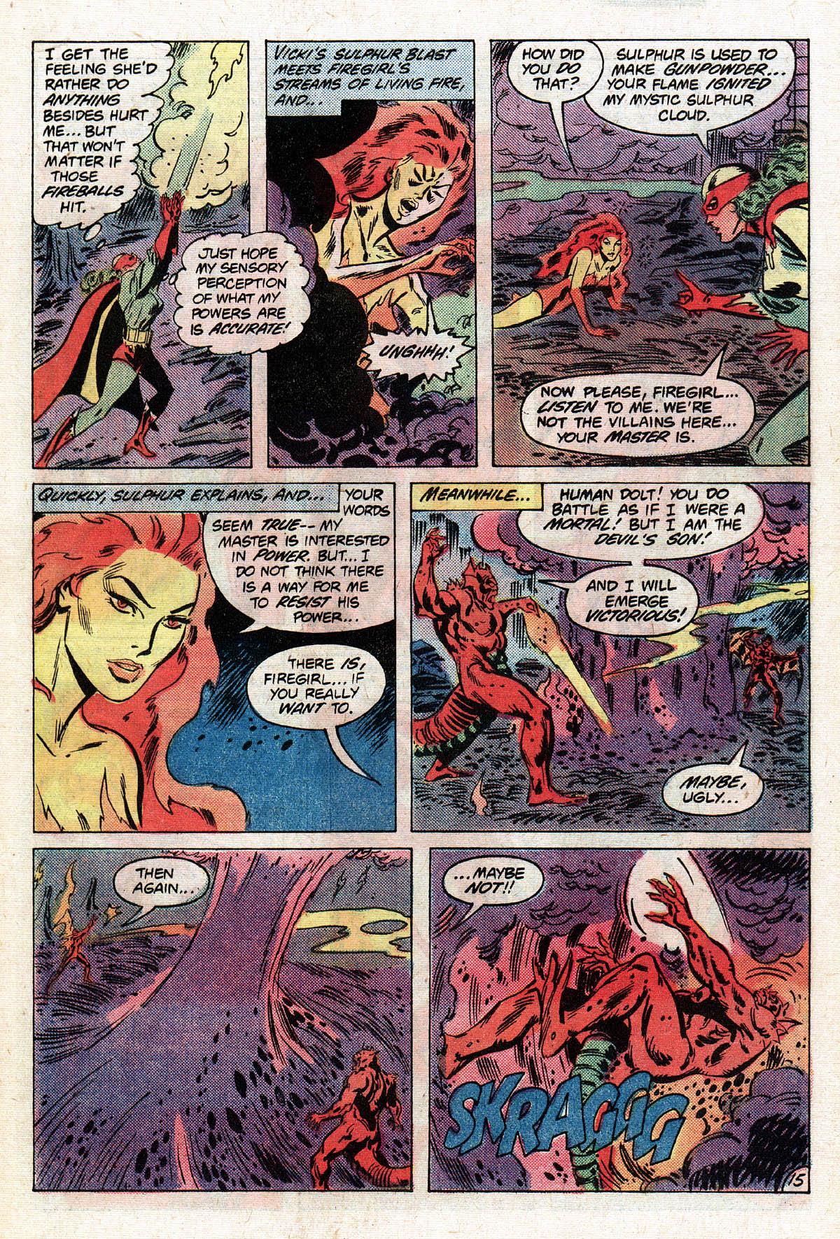 Read online Adventure Comics (1938) comic -  Issue #486 - 16