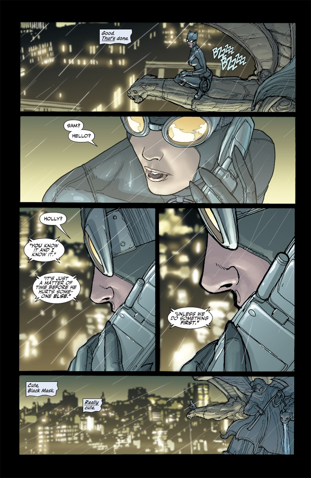 Catwoman (2002) Issue #52 #52 - English 11