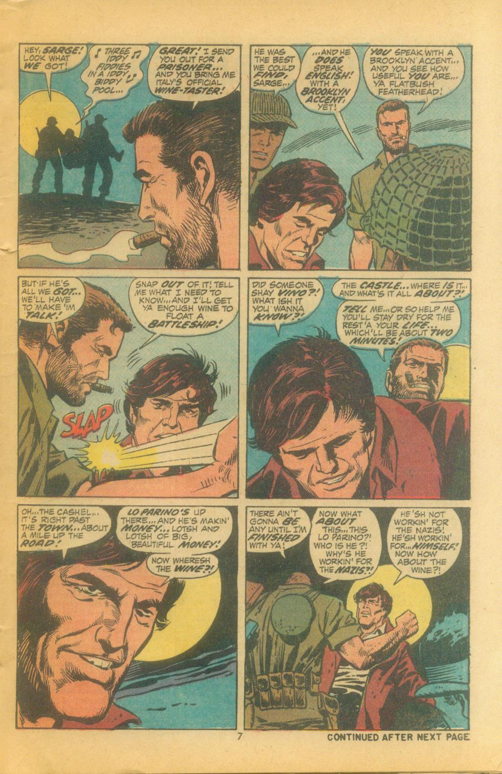 Read online Sgt. Fury comic -  Issue #102 - 9