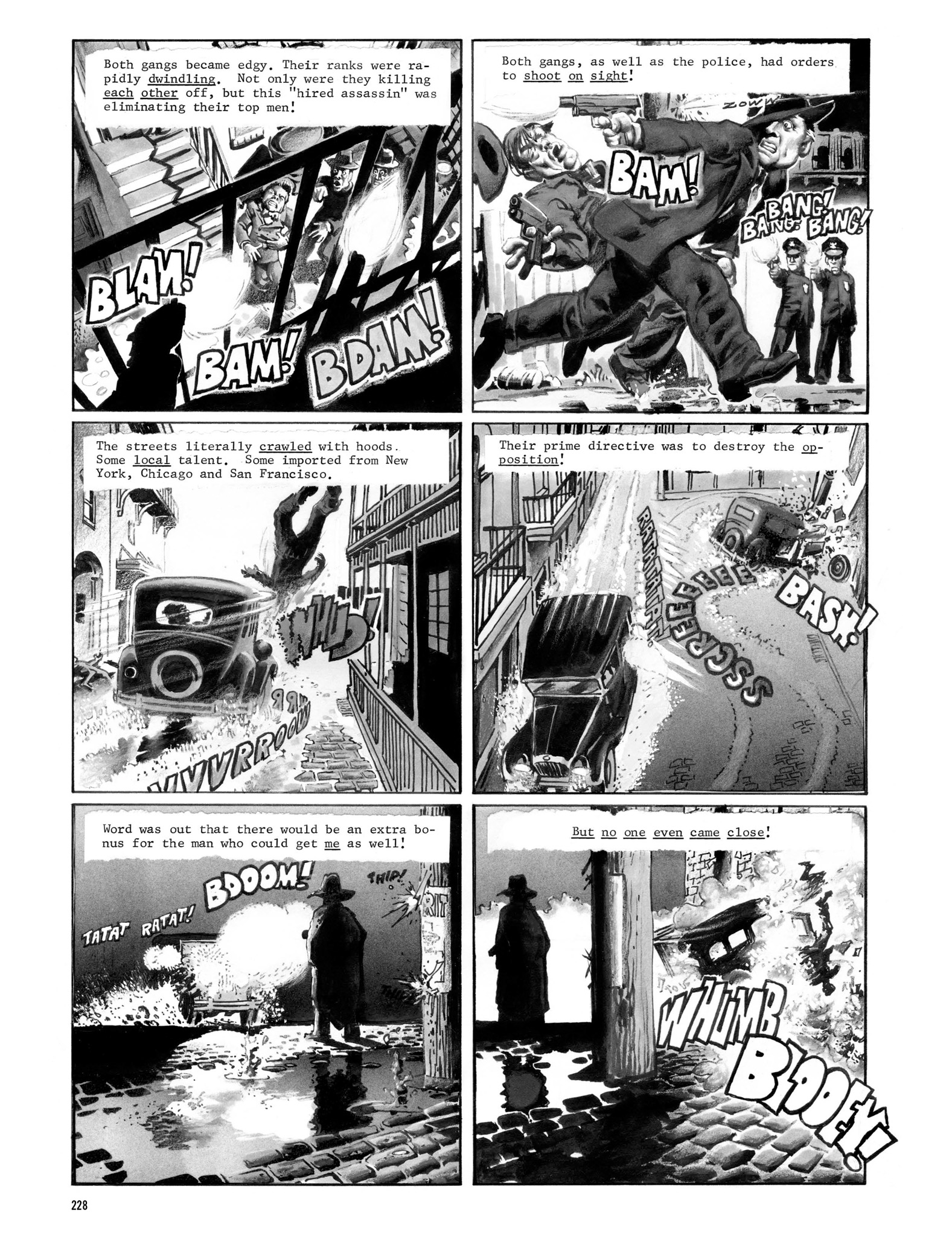 Read online Eerie Archives comic -  Issue # TPB 13 - 229