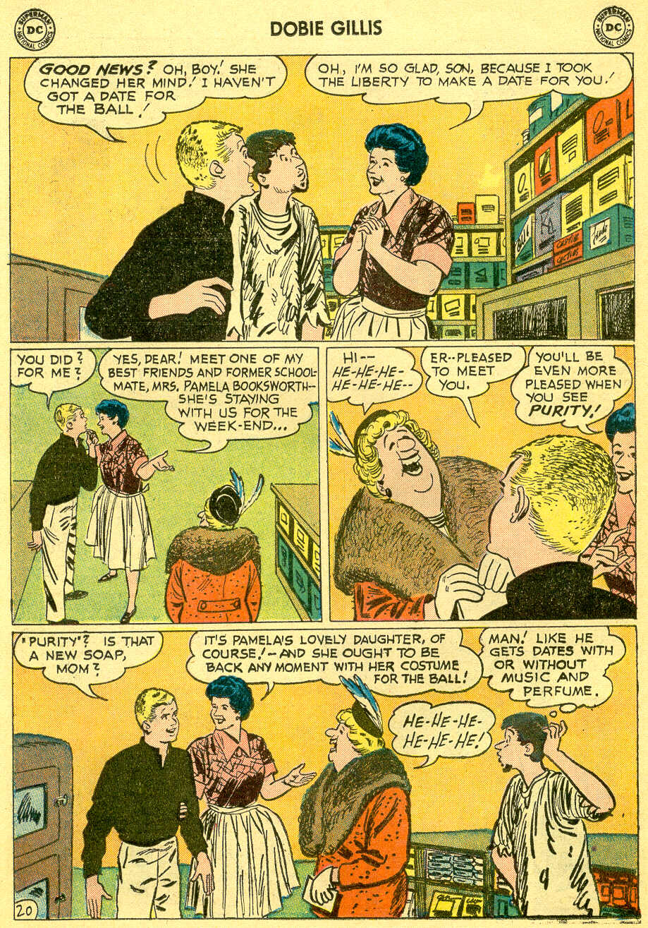 Many Loves of Dobie Gillis issue 4 - Page 26