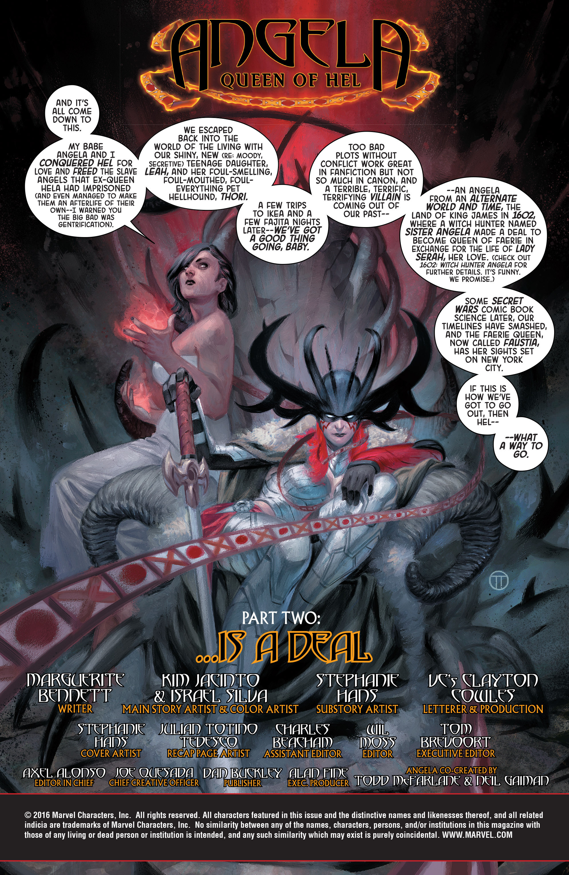 Read online Angela: Queen Of Hel comic -  Issue #7 - 2