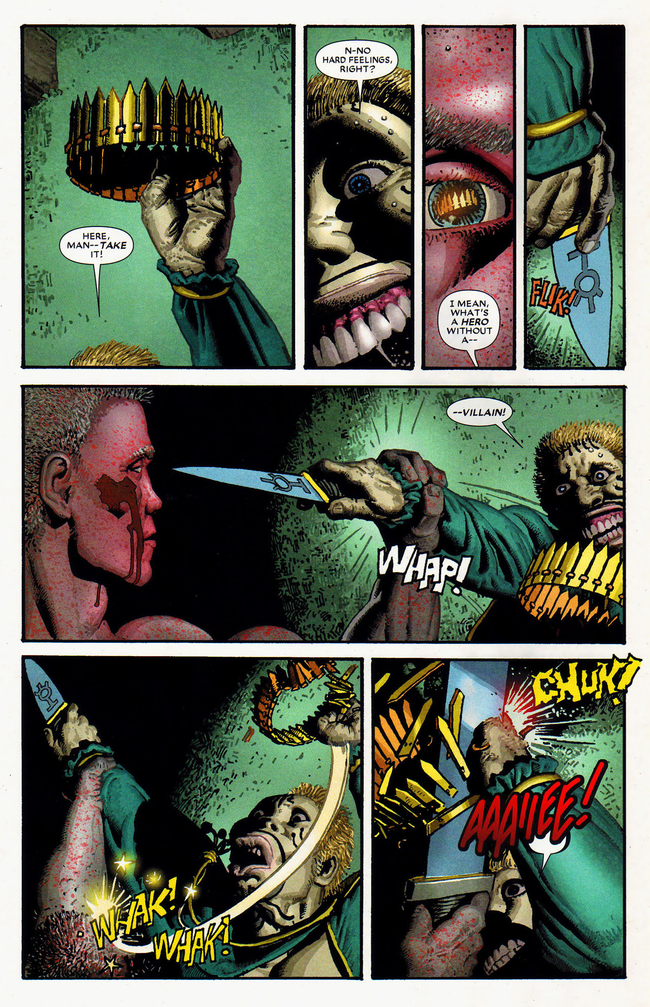 Read online Starr the Slayer comic -  Issue #4 - 18