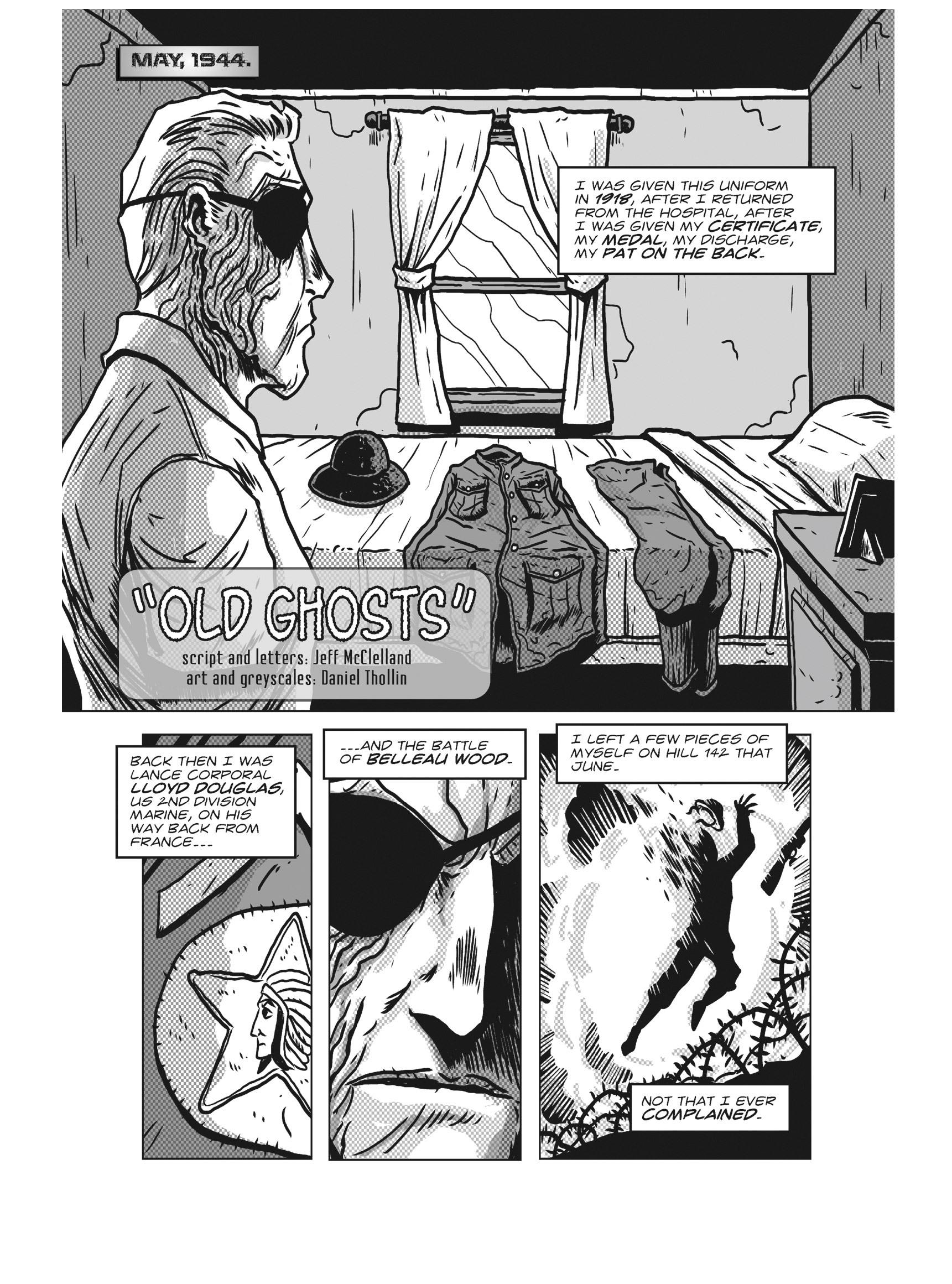 Read online FUBAR comic -  Issue #3 - 261