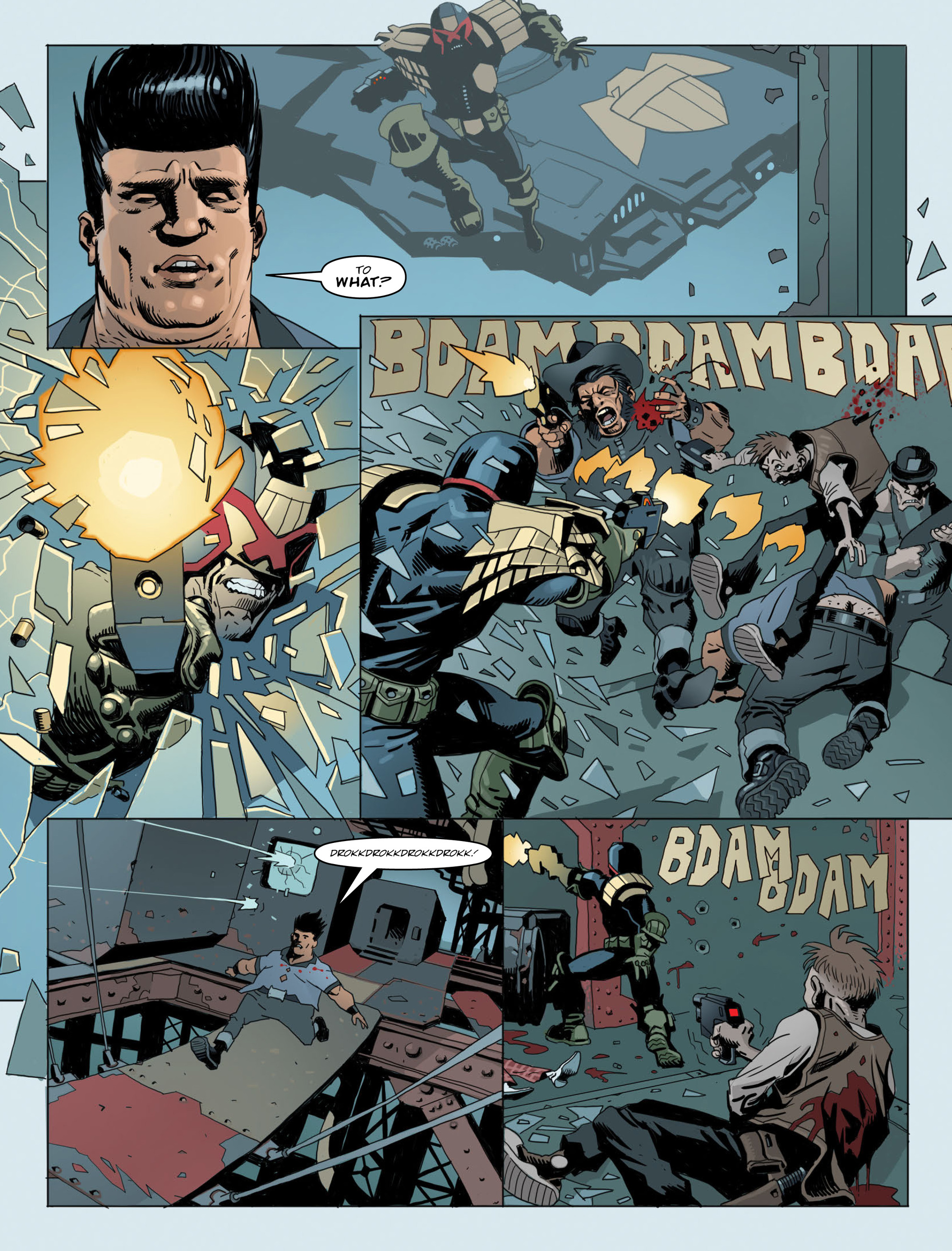 Read online 2000 AD comic -  Issue #2014 - 6
