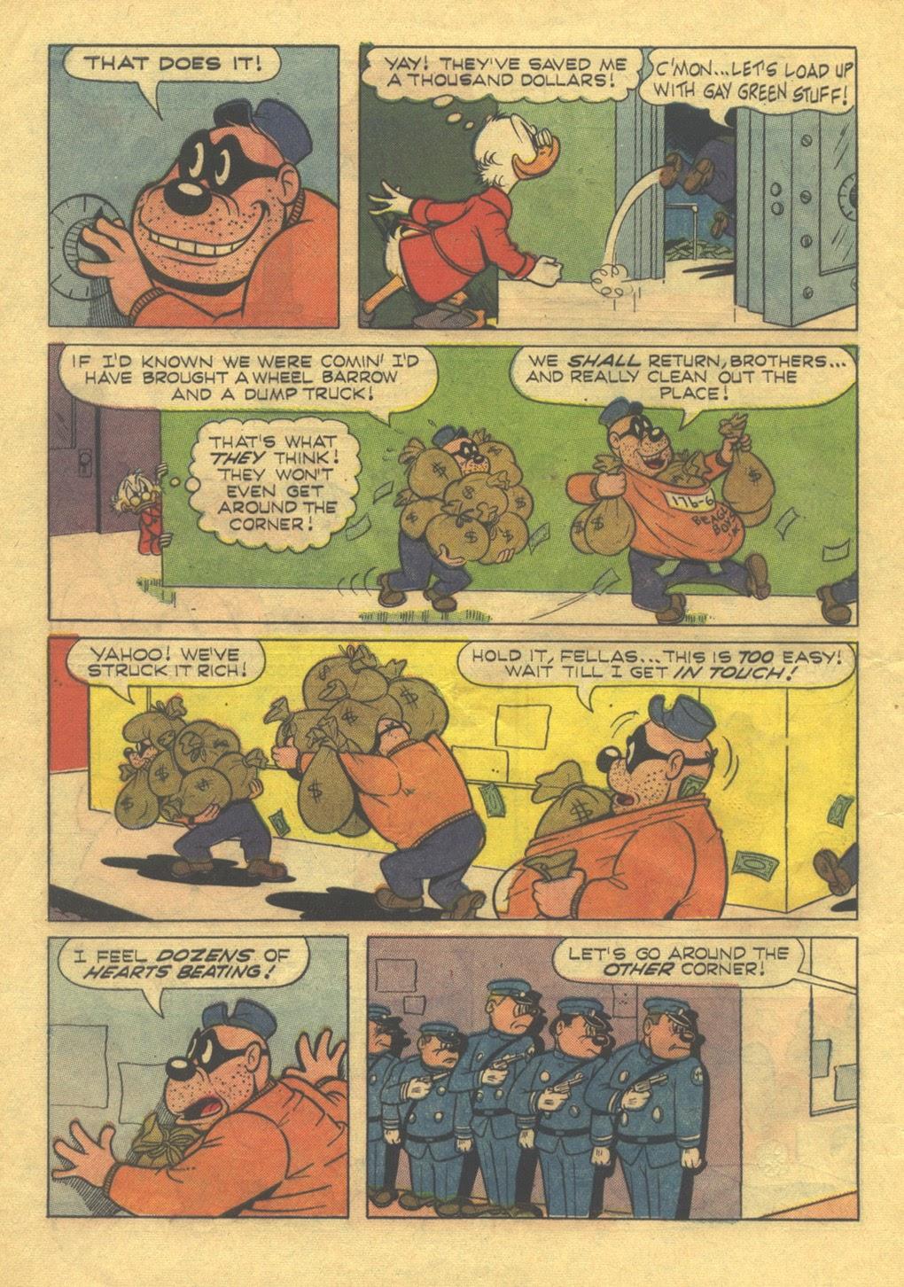 Walt Disney THE BEAGLE BOYS issue 3 - Page 32