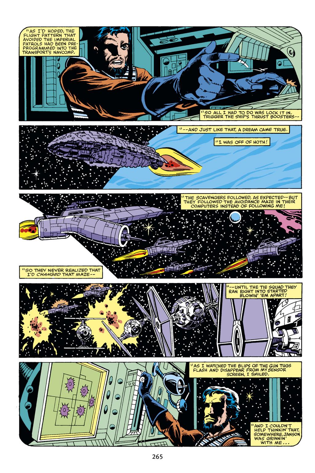 Read online Star Wars Omnibus comic -  Issue # Vol. 18 - 250