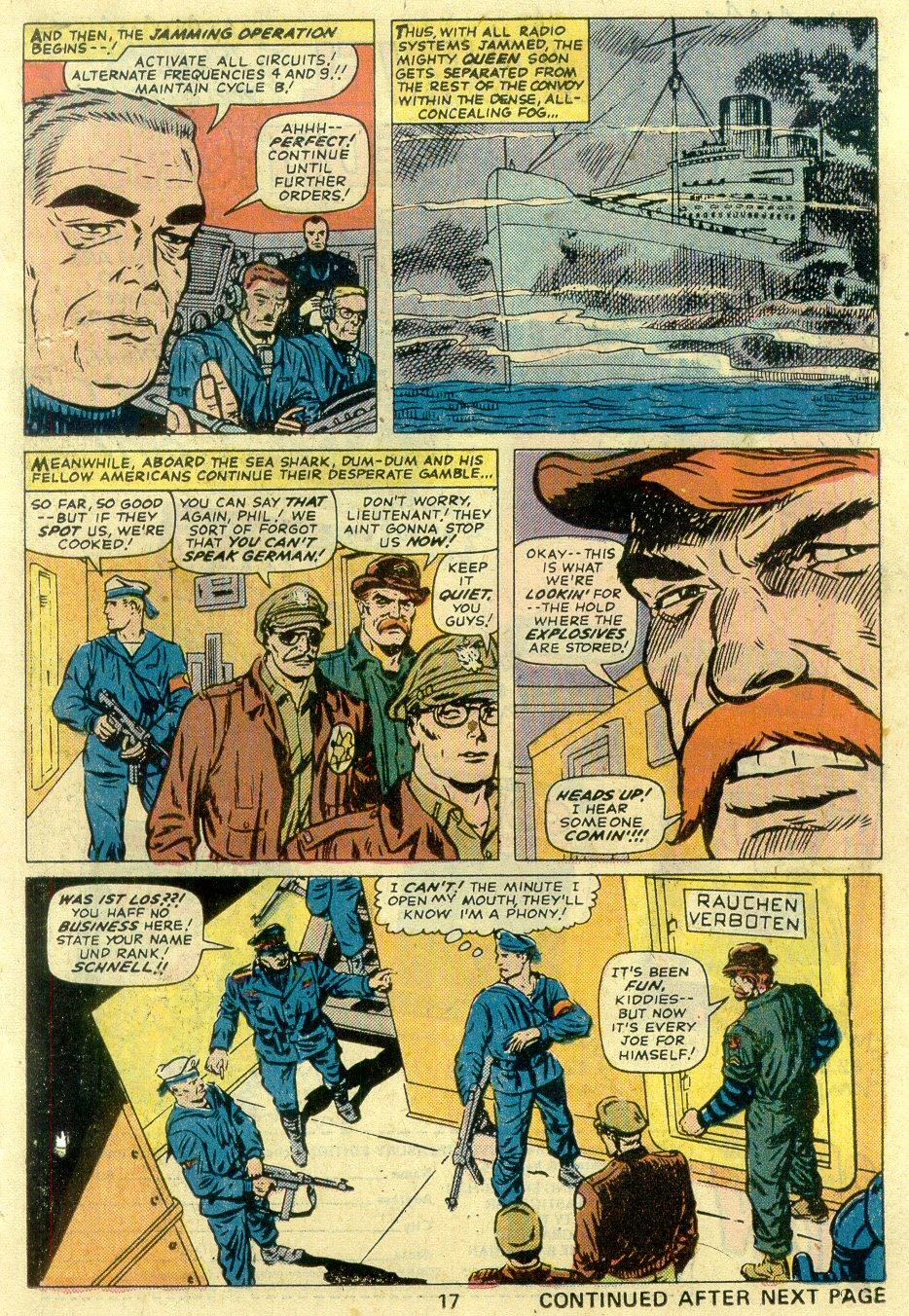 Read online Sgt. Fury comic -  Issue #128 - 19