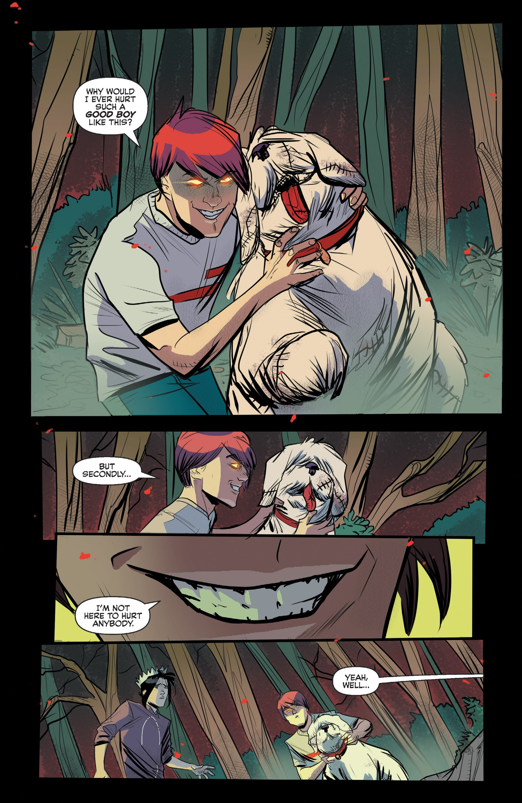 Jughead The Hunger #12 #13 - English 15