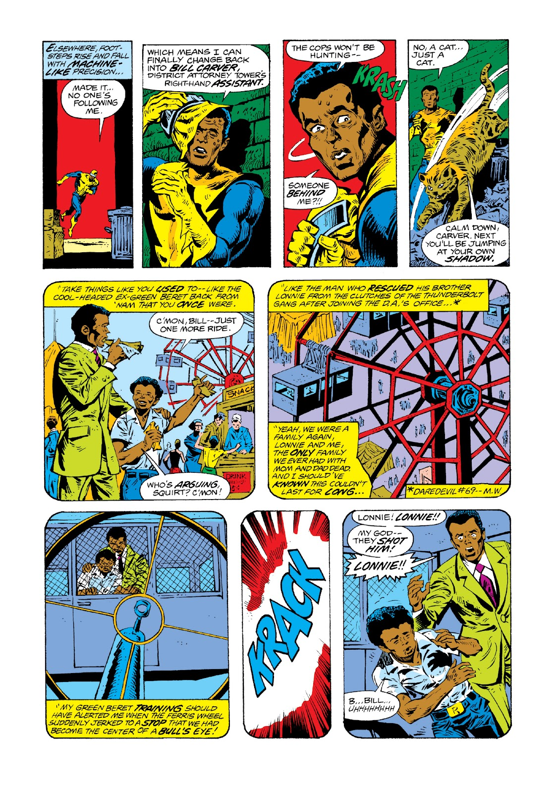 Read online Marvel Masterworks: Luke Cage, Power Man comic -  Issue # TPB 3 (Part 3) - 13