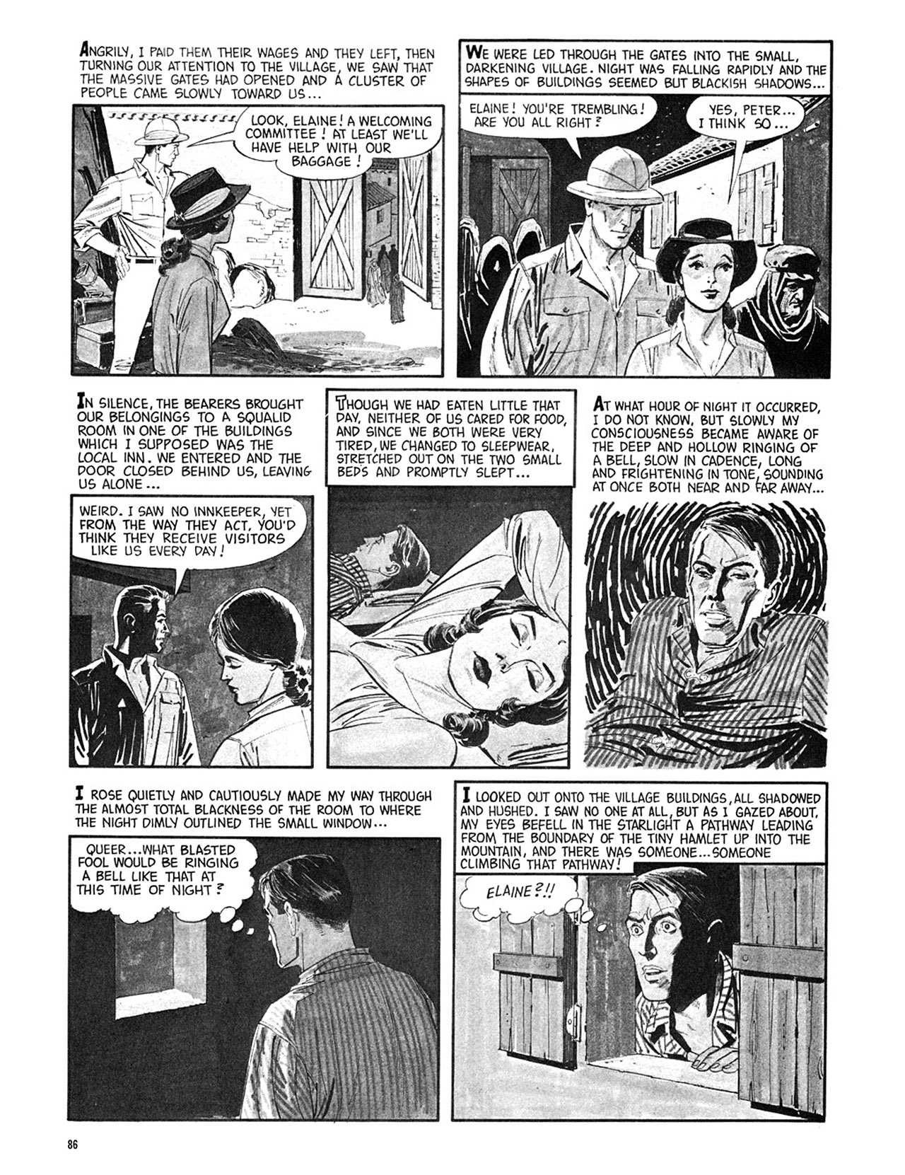 Read online Eerie Archives comic -  Issue # TPB 3 - 87