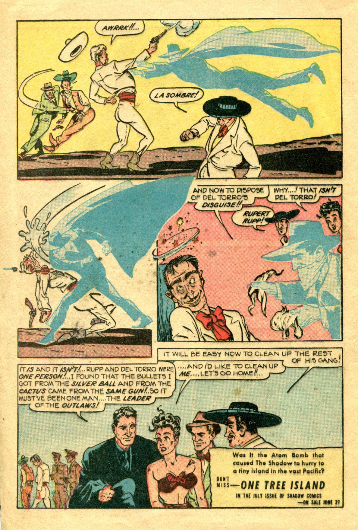 Read online Shadow Comics comic -  Issue #75 - 15