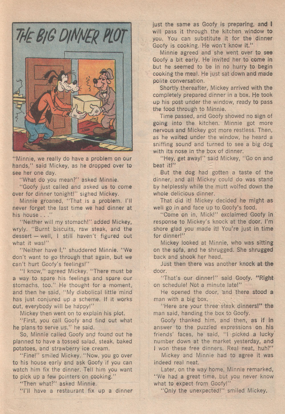 Read online Uncle Scrooge (1953) comic -  Issue #61 - 33