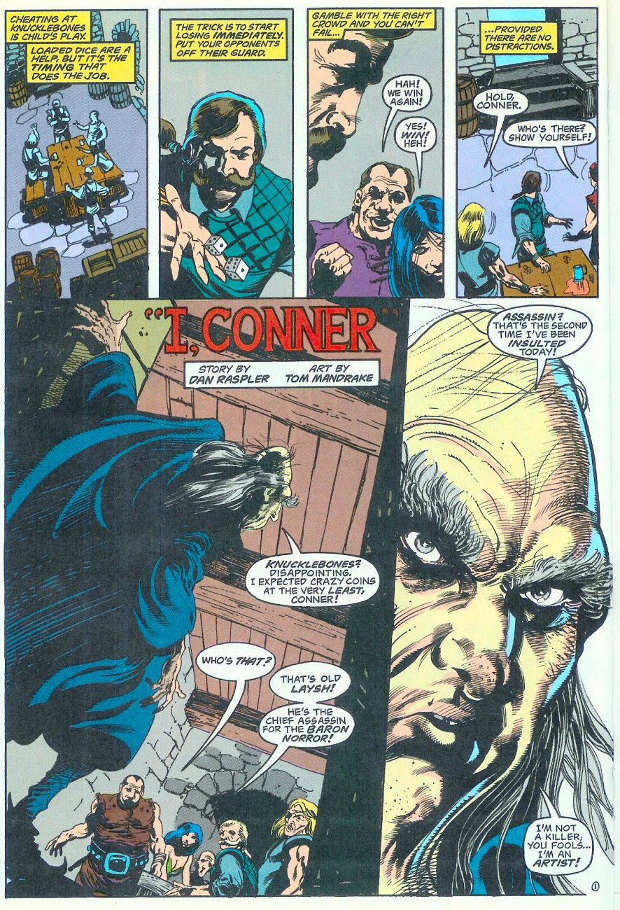 Read online Advanced Dungeons & Dragons comic -  Issue #Advanced Dungeons & Dragons _Annual - 29