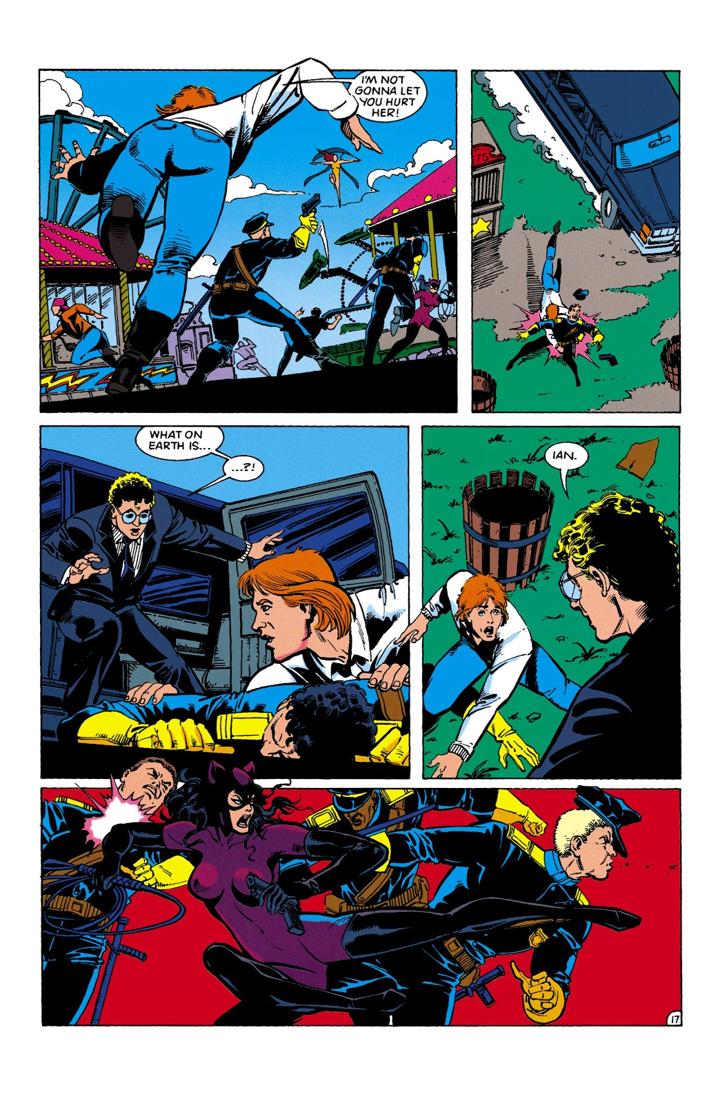 Catwoman (1993) Issue #9 #14 - English 18