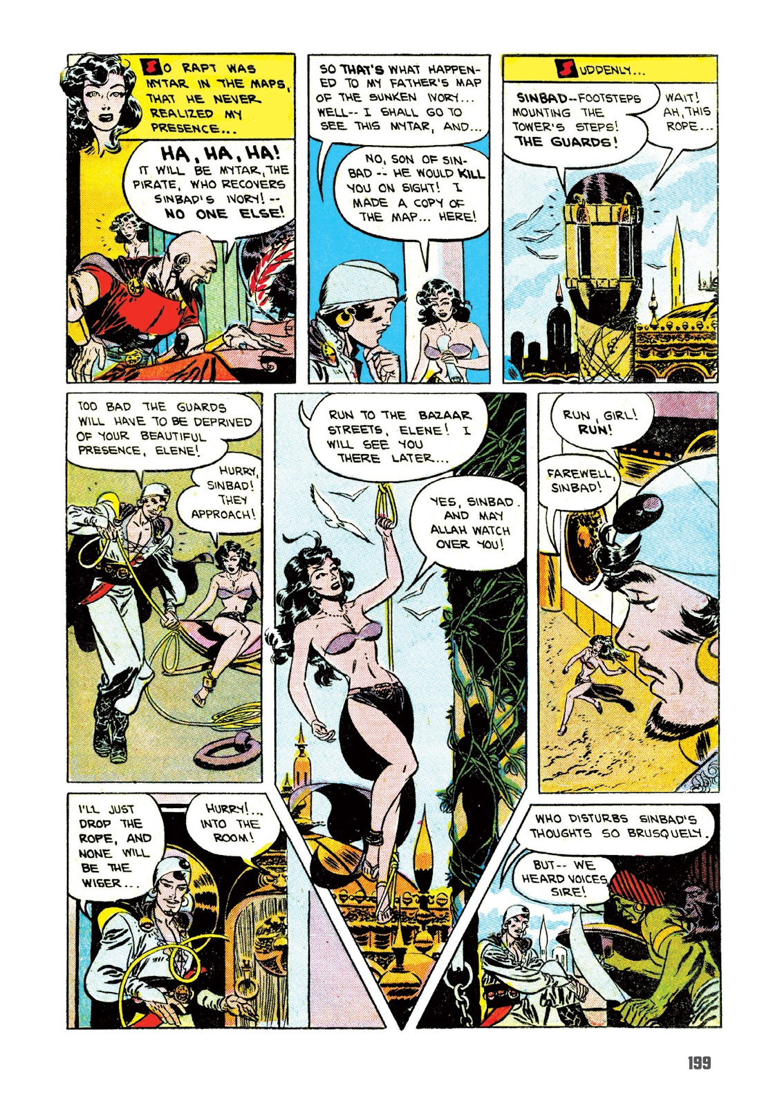 Read online The Joe Kubert Archives comic -  Issue # TPB (Part 3) - 10