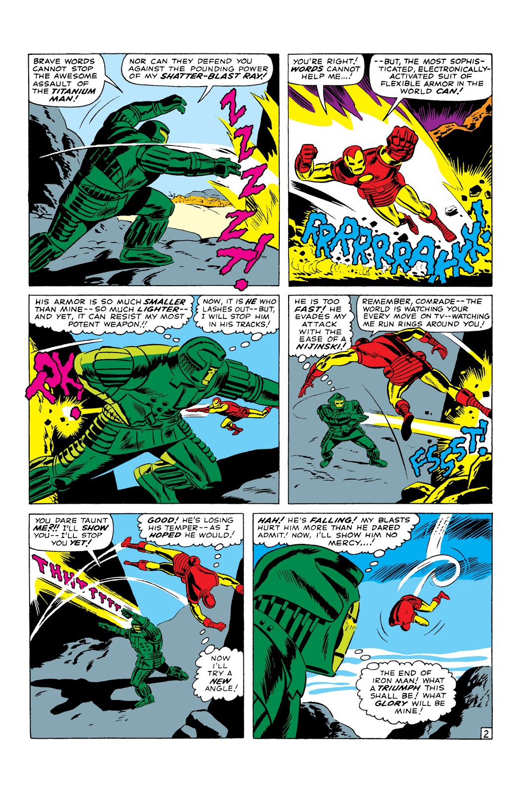 Tales of Suspense (1959) issue 71 - Page 3