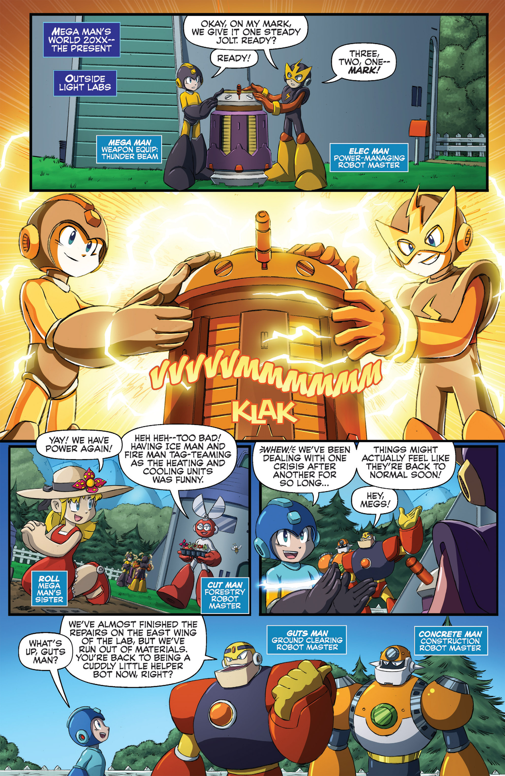 Read online Sonic Universe comic -  Issue #76 - 8