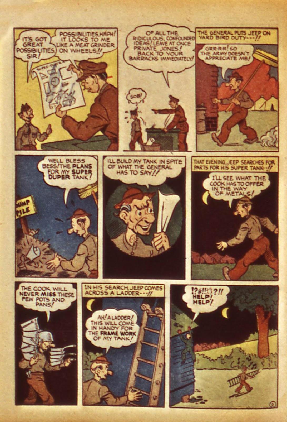 USA Comics issue 7 - Page 54