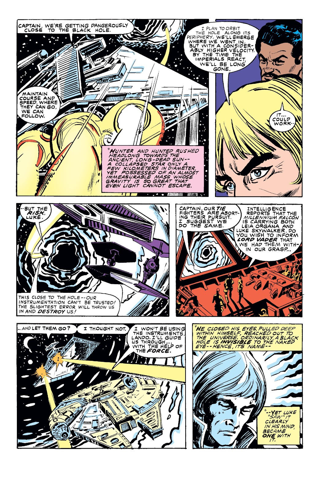 Read online Star Wars Legends: The Original Marvel Years - Epic Collection comic -  Issue # TPB 3 (Part 4) - 54