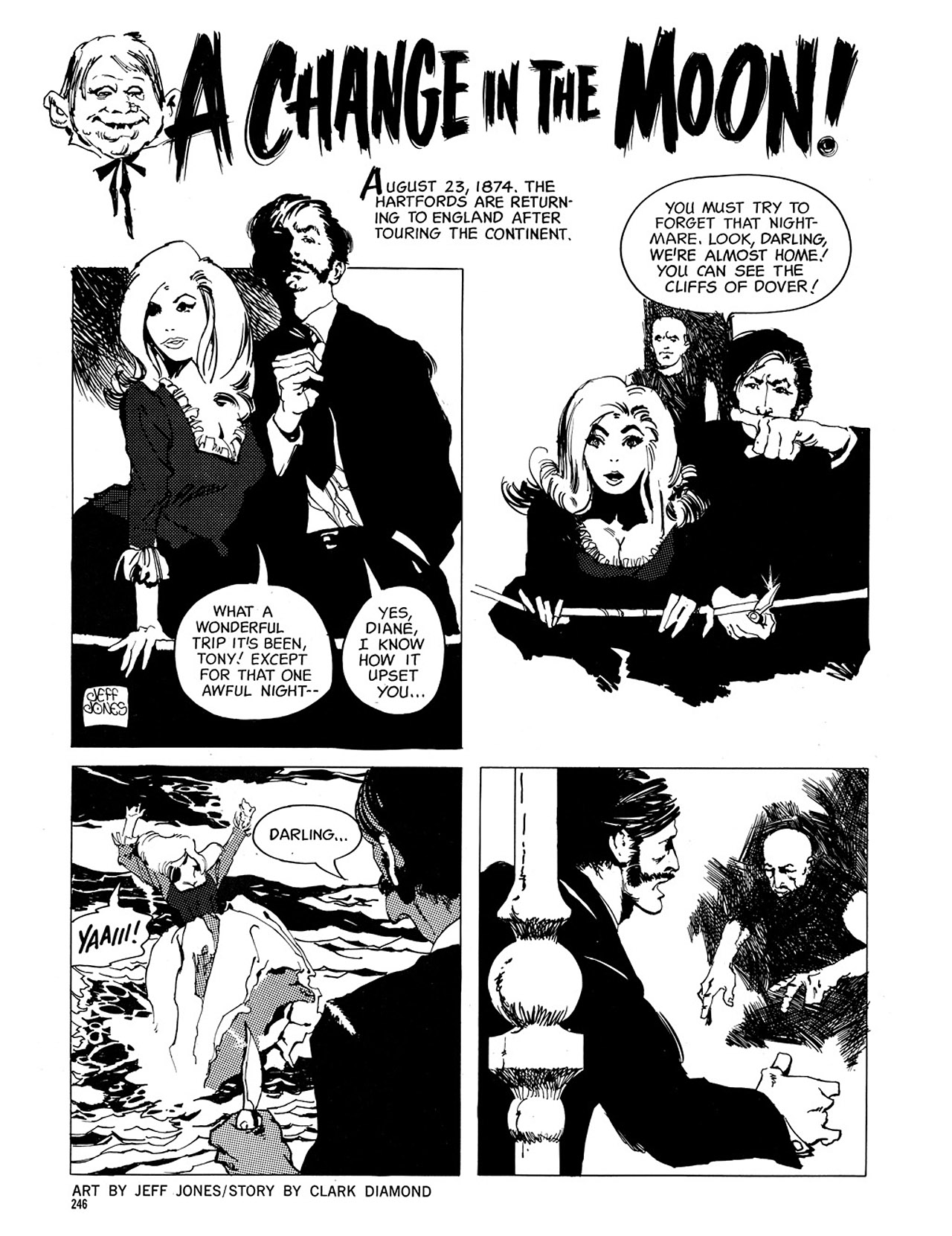 Read online Eerie Archives comic -  Issue # TPB 3 - 247