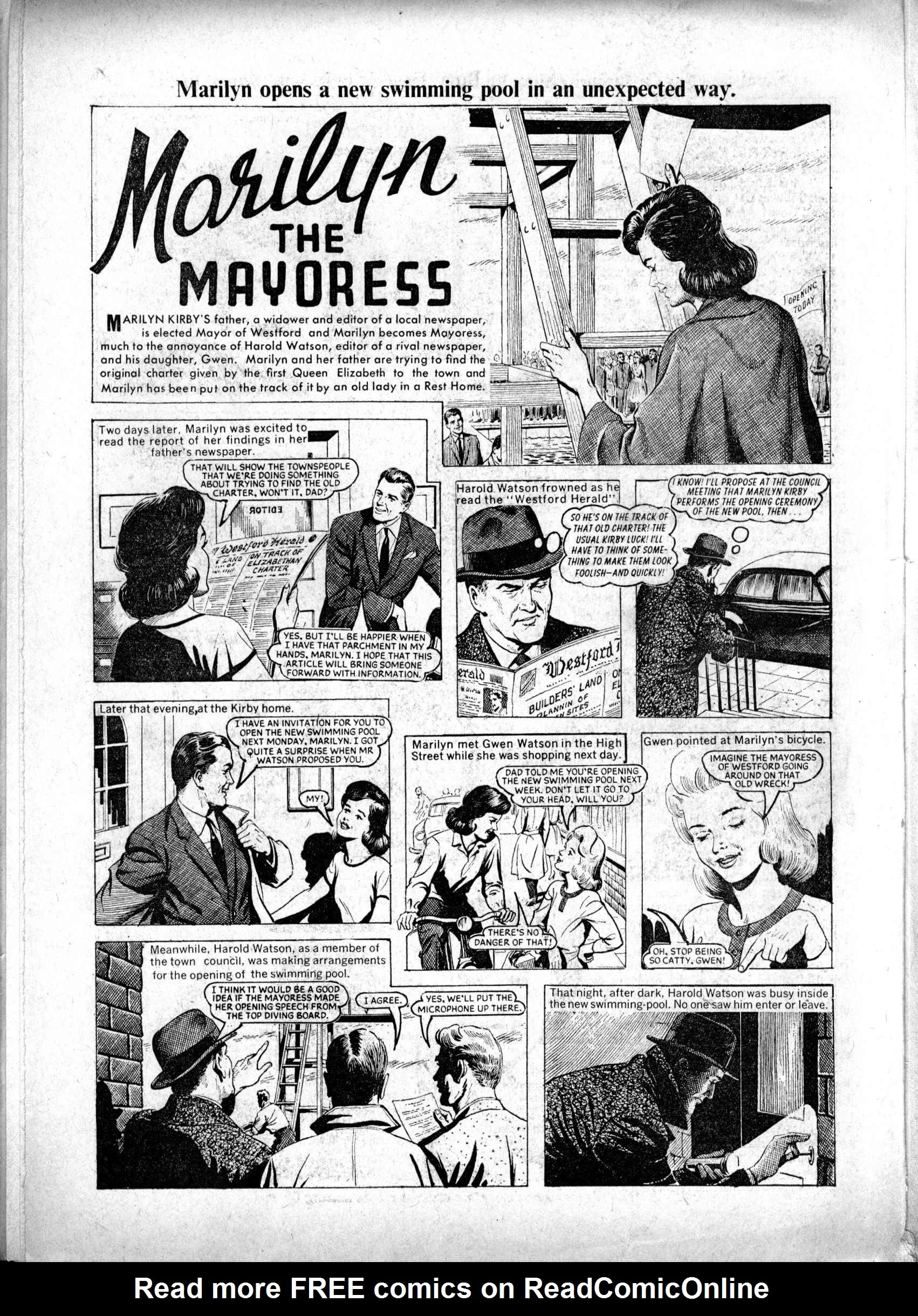 Read online Judy comic -  Issue #223 - 28