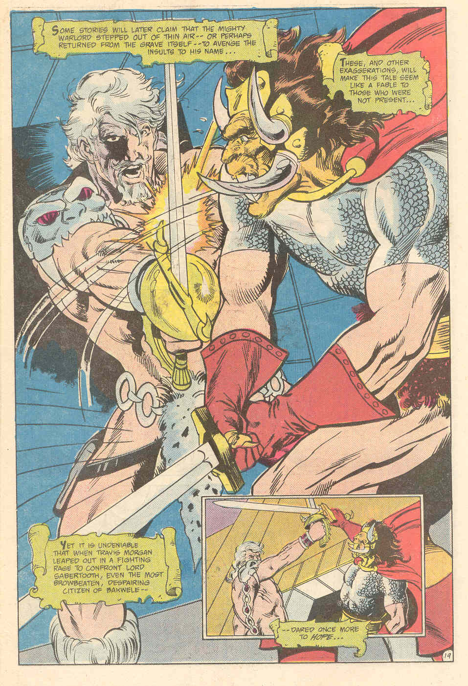 Warlord (1976) issue 89 - Page 19