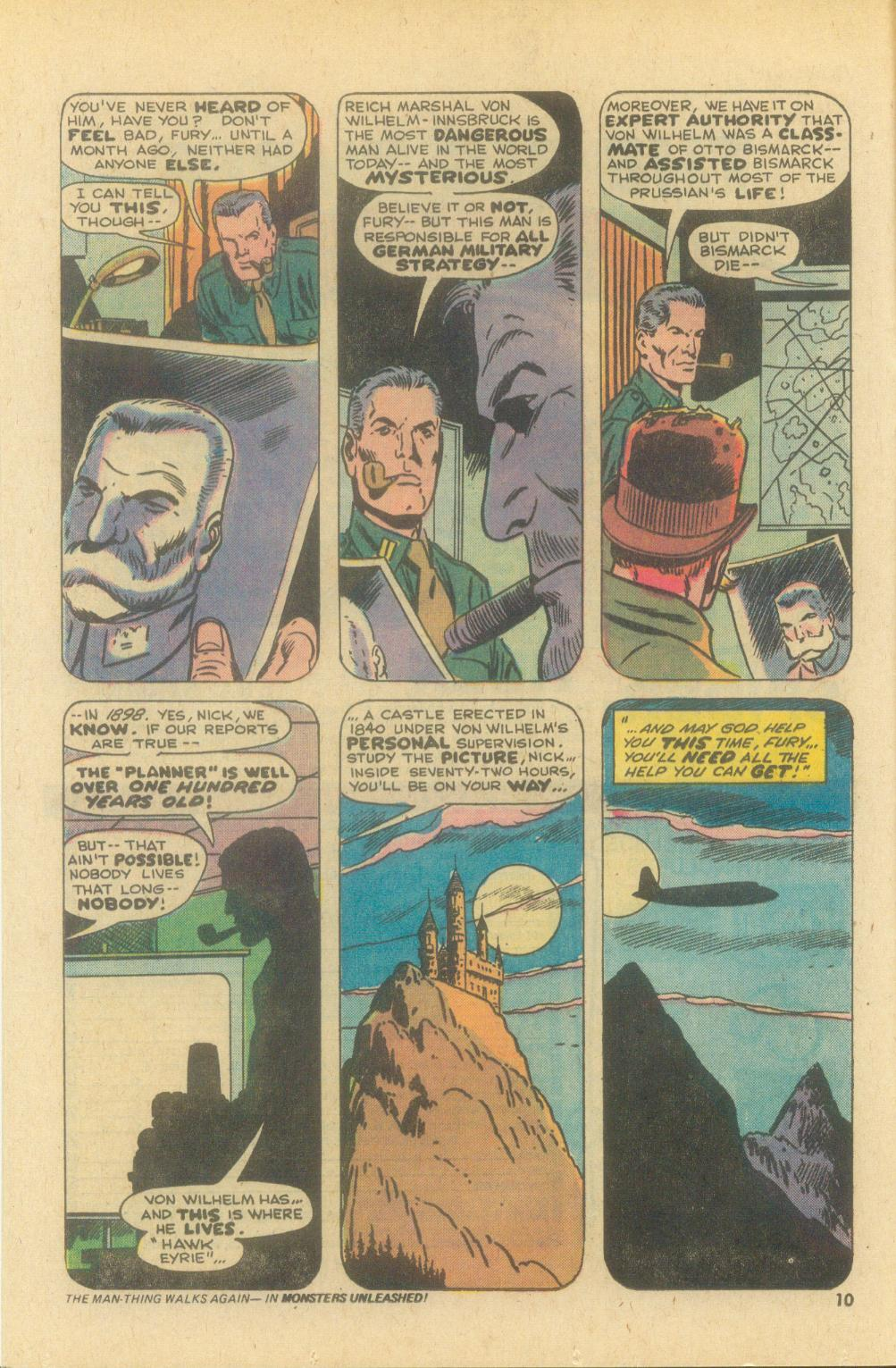 Read online Sgt. Fury comic -  Issue #119 - 12