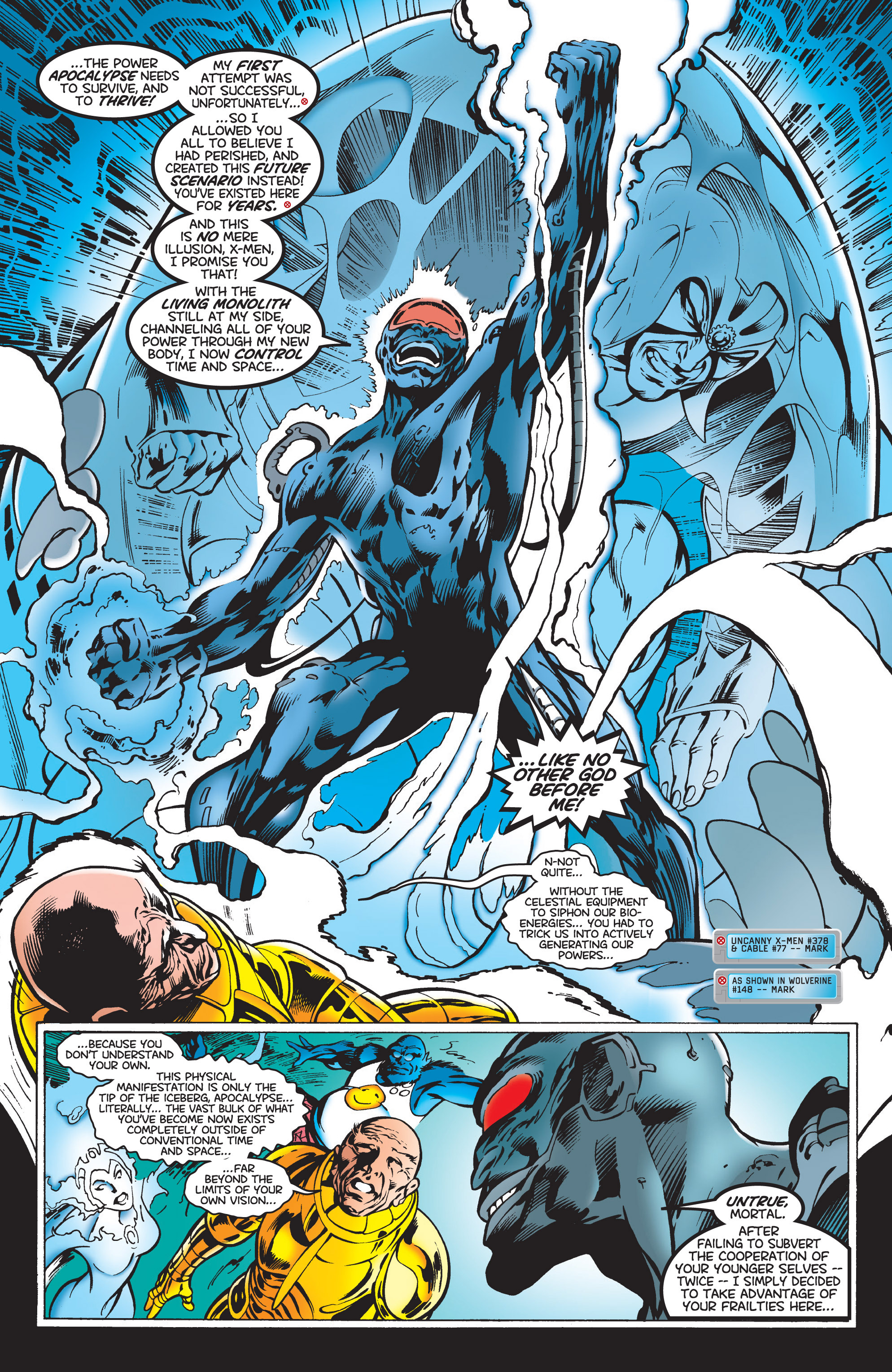 X-Men (1991) 98 Page 15