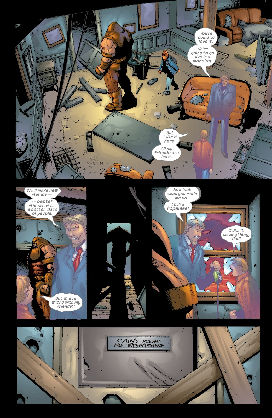 Read online X-Men: Unstoppable comic -  Issue # TPB (Part 2) - 65