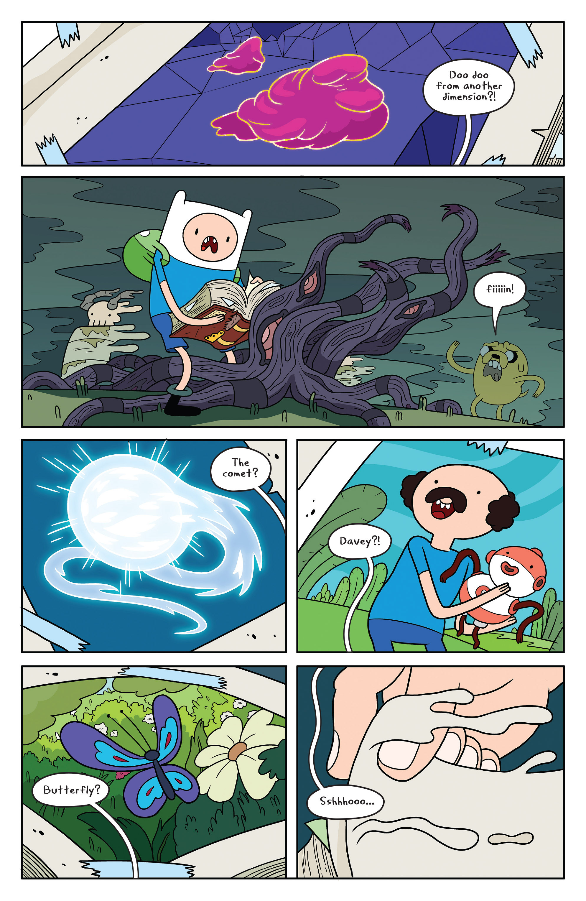 Read online Adventure Time comic -  Issue #50 - 13