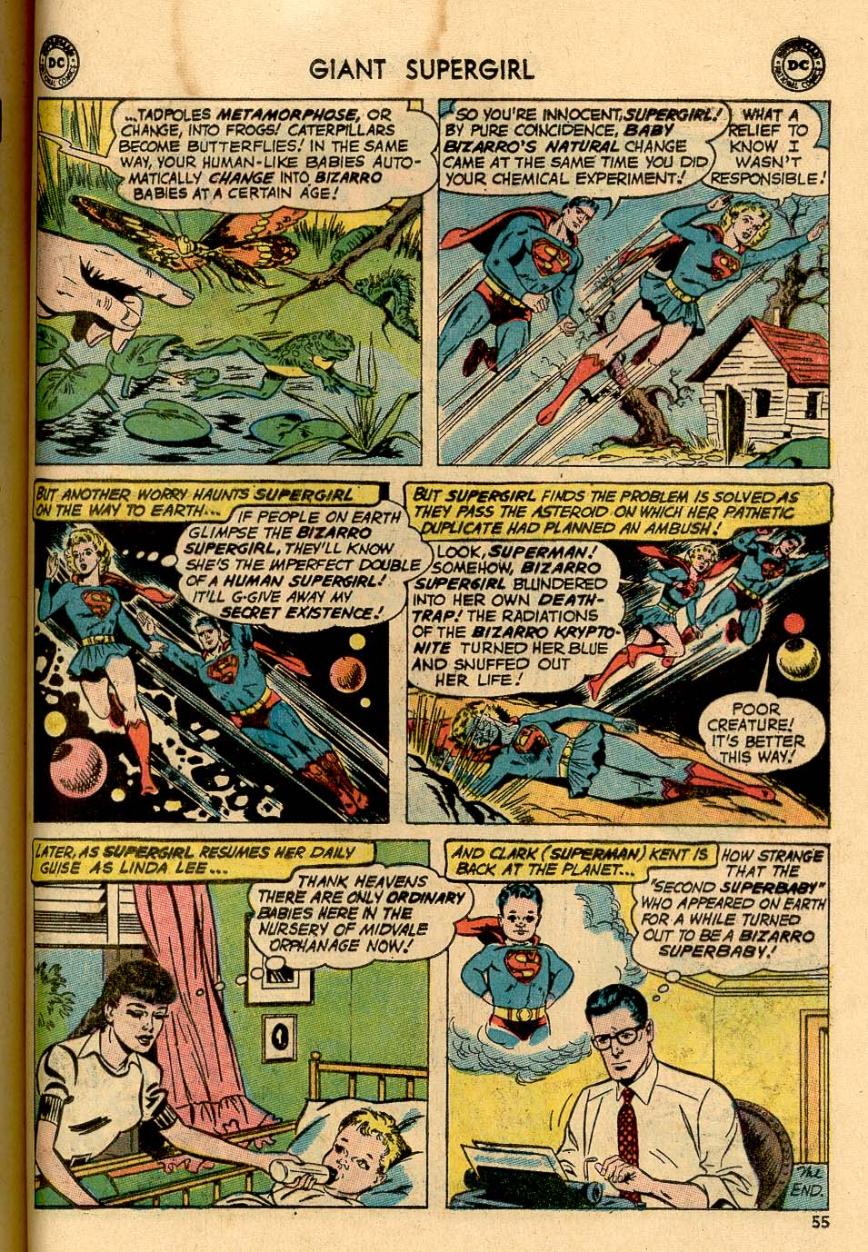 Action Comics (1938) 347 Page 56