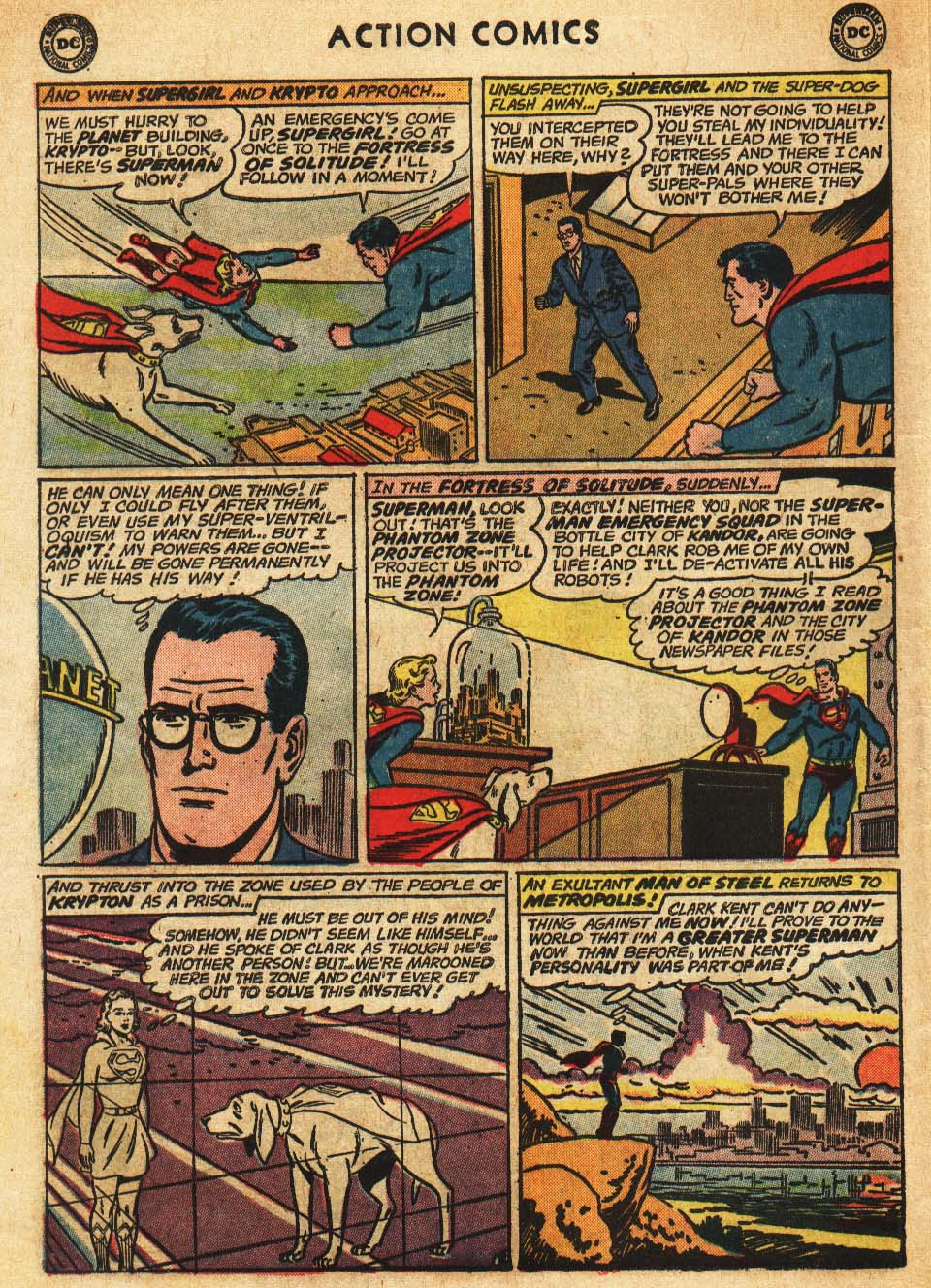 Action Comics (1938) 293 Page 8